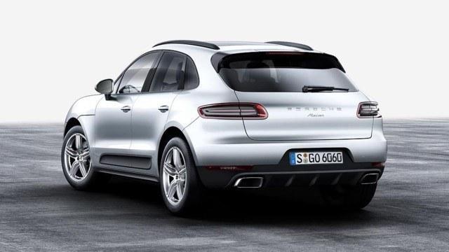 Porsche Macan perus