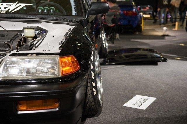 American Car Show stance