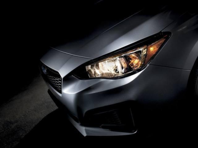 Subaru Impreza teaser
