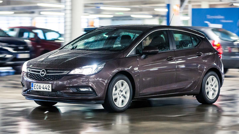 Opel Astra Koeajo