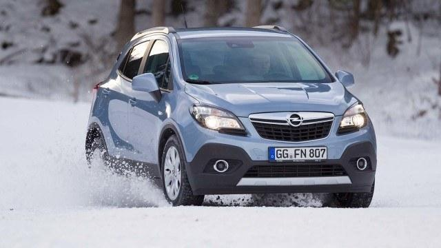 Koeajo: Opel Mokka – luokkansa suosituin