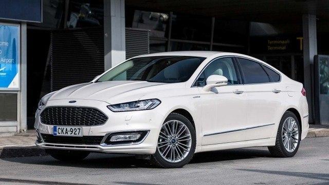 Koeajo: Ford Mondeo Vignale – vastusta valioluokalle