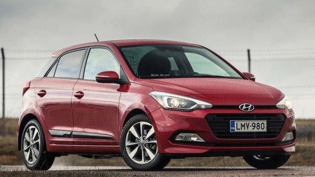Koeajo: paljon vääntöä pienestä – Hyundai i20 1.0 T-GDI