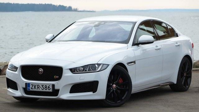 Koeajo: Räyhäkkä aristokraatti – Jaguar XE S