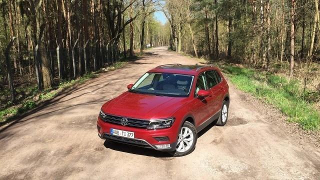 Maistiainen: uusi Volkswagen Tiguan on miehekäs metsäteiden kulkija