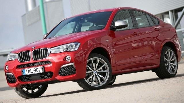 Koeajo: BMW X4 M40i – itsevarma ja voimakas