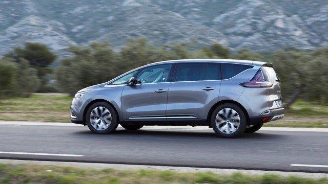 Renault Espacet ovat lopulta saapuneet Suomeen