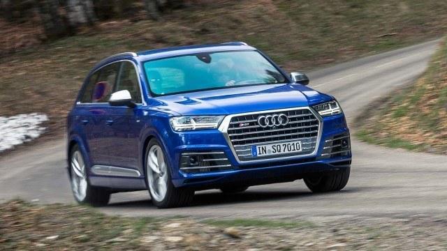 Koeajo: Audi SQ7 TDI – Ahtopaineen ylivoimaa