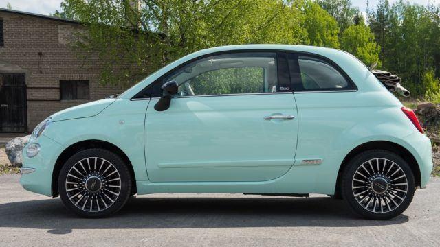 Maistiainen: uudistunut Fiat 500C 1.2 Lounge Start&Stop