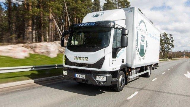 Vuoden kuorma-auto 2016 tulee Italiasta – Iveco Eurocargo