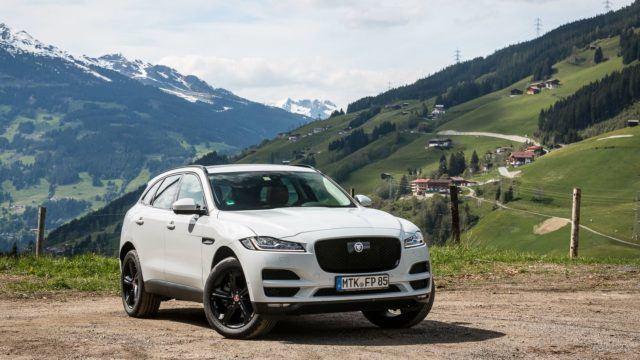 Maistiainen: Jaguar F-Pace ja ristiriitaiset kokemukset