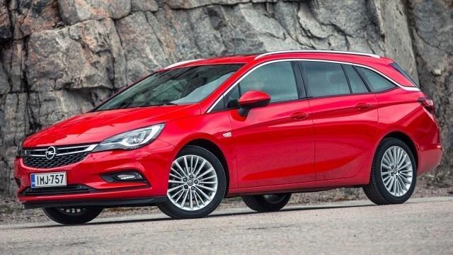 Koeajo: Opel Astra Sports Tourer: järkiauto sai järkiperän