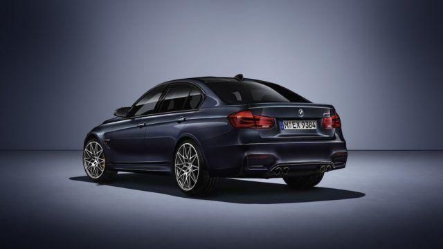 BMW M3 30 Years M3