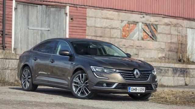 Koeajo: kaunis, kookas ja notkea – Renault Talisman