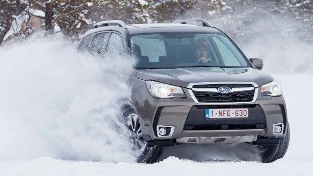 Koeajo: Subaru Forester luottaa jatkuvaan parantamiseen
