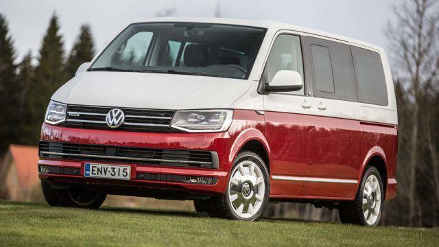 Koeajo: suurperheen luksusauto – Volkswagen Multivan