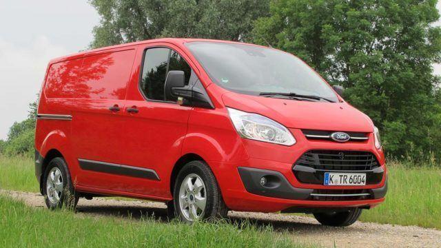 Koeajo: aiempaa puhtaammin – Ford Transit Custom