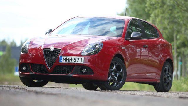 Koeajo: Alfa Romeo Giulietta – kevyt meikki riittää