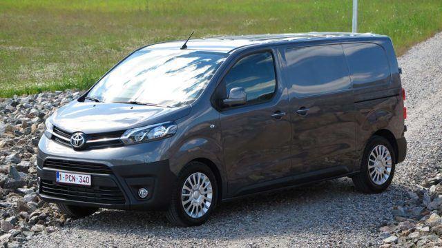 Koeajo: Toyota Proace – odotettu uutuus suosituimpaan pakuluokkaan