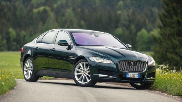 Jaguar AWD