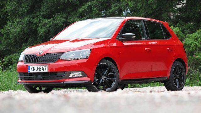Koeajo: Škoda Fabia Monte Carlo – tyyristä tyyliä
