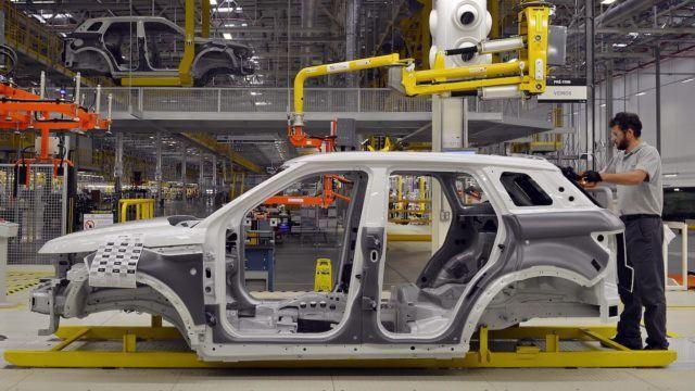 Jaguar Land Rover Brexit