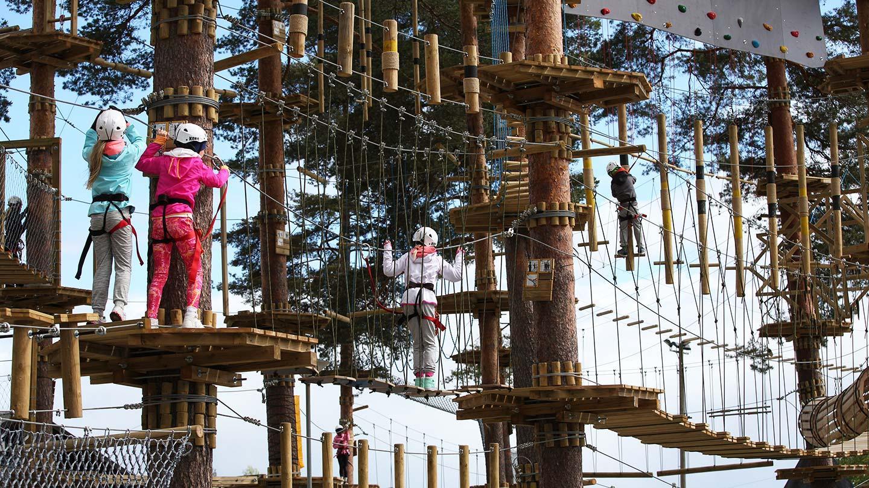 Seikkailupuisto Huima