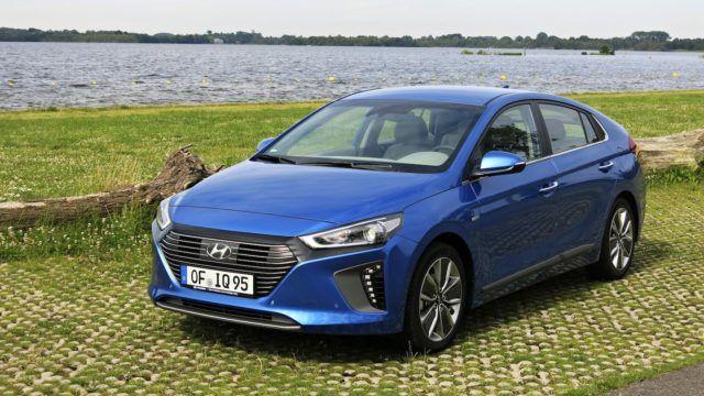 Koeajo: Hyundai Ioniq Hybrid – kolmesti sähköinen