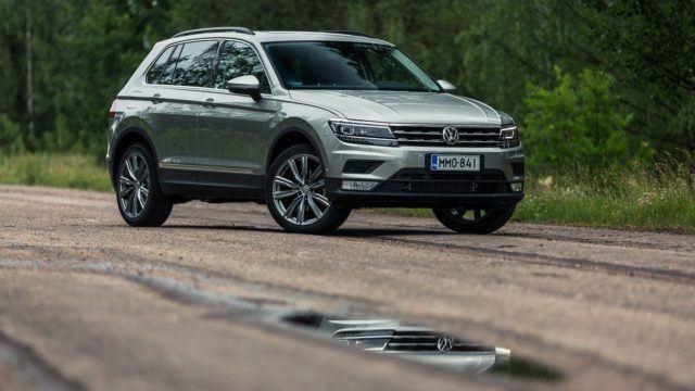 Koeajo: uusi Volkswagen Tiguan  – henkilöauto hyvässä vai pahassa?