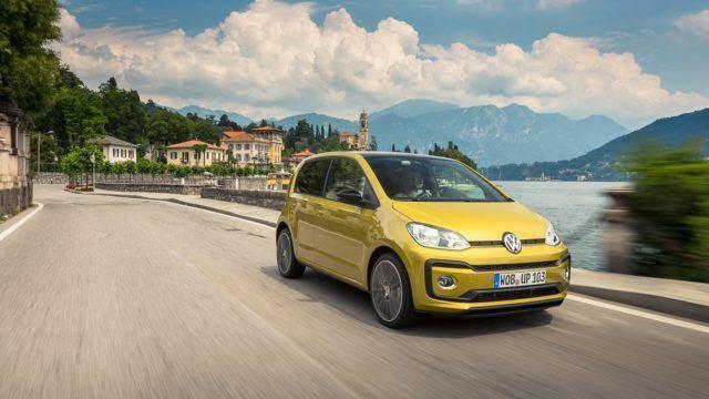 Maistiainen: saksalaisen pirteä kaupunkiauto Volkswagen Up uudistuu