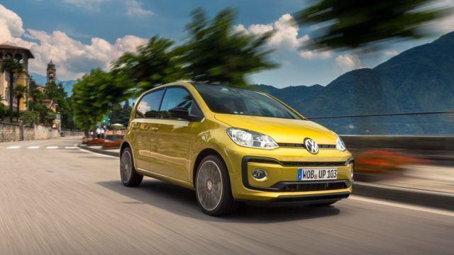 Koeajo: turbo nuorentaa – Volkswagen Up 1.0 TSI