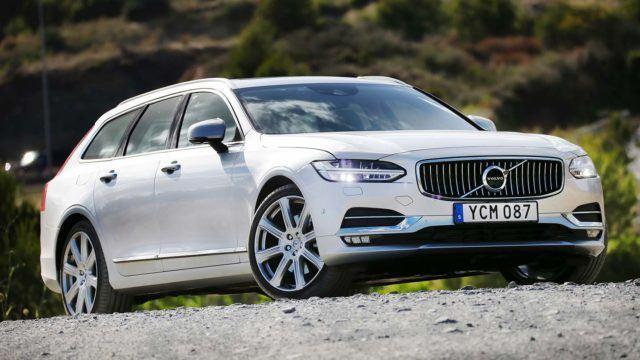 Koeajo: Volvo V90 ja S90 – Ison Volvon uusi ote