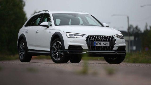 Koeajo: sitkeä etenijä – Audi A4 allroad
