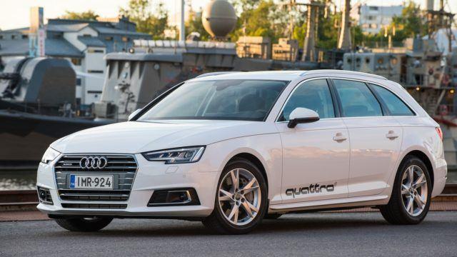 Koeajo: Audi A4 Avant 3.0 TDI quattro tiptronic – kauneutta kuorrutuksen alla