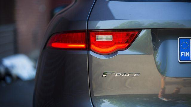 Jaguar F-Pace 30d AWD Aut Portfolio