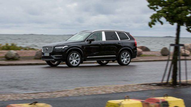 Volvo XC90 T8 Twin Engine AWD