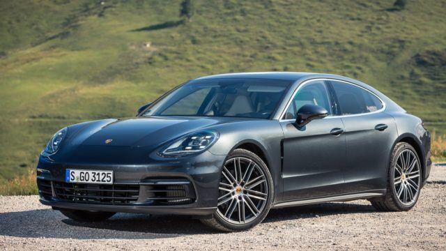 Maistiainen: Porsche Panamera 4S Diesel