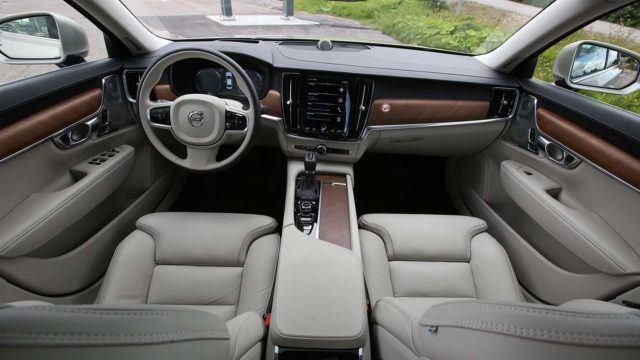 Volvo S90 D4 Business Inscription