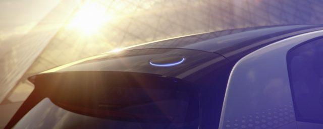 Volkswagen sähkökonsepti Pariisi