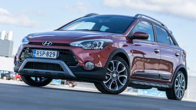 Koeajo: ärhäkämpi sisar – Hyundai i20 Active