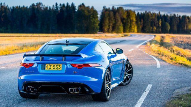 Maistiainen: Jaguar F-Type SVR on 575 hevosvoiman piristys
