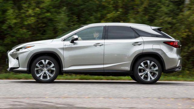 Koeajo: helppo hybridi – Lexus RX 450h Hybrid