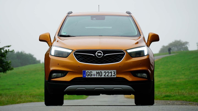 Opel Mokka Koeajo