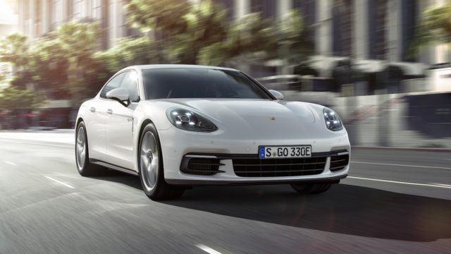 Porsche Panamera 4 E Hybrid Keveampaa Omatuntoa Stuttgartista