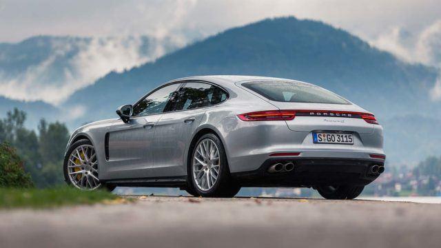 Koeajo: Porsche Panamera on teknologinen taidonnäyte