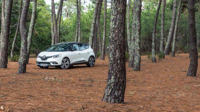 Maistiainen: Renault Scénic – tekevätkö vanteet auton?