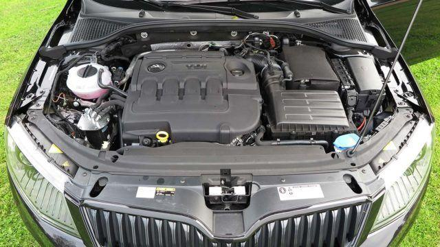 Škoda Octavia RS TDI 4x4 DCC