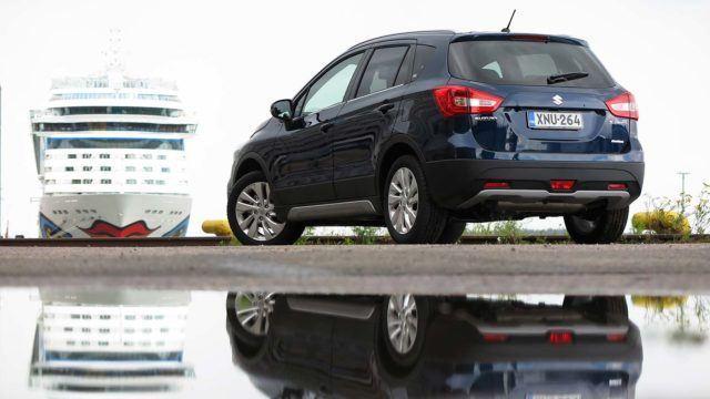 Koeajo: kaupunkimaasturien uusiutunut haastaja – Suzuki SX4 S-Cross