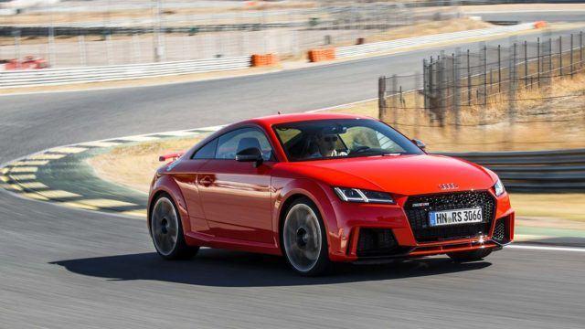 Koeajo: Audi TT RS Coupé 2.5 TFSI – makeanhelpot 400 hv