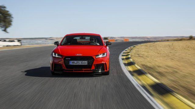 Maistiainen: Audi TT RS tarjoaa säädyllistä anarkiaa
